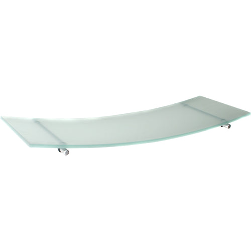 GLASSART Swing/Atlas Frosted Glass Shelf Set - 32