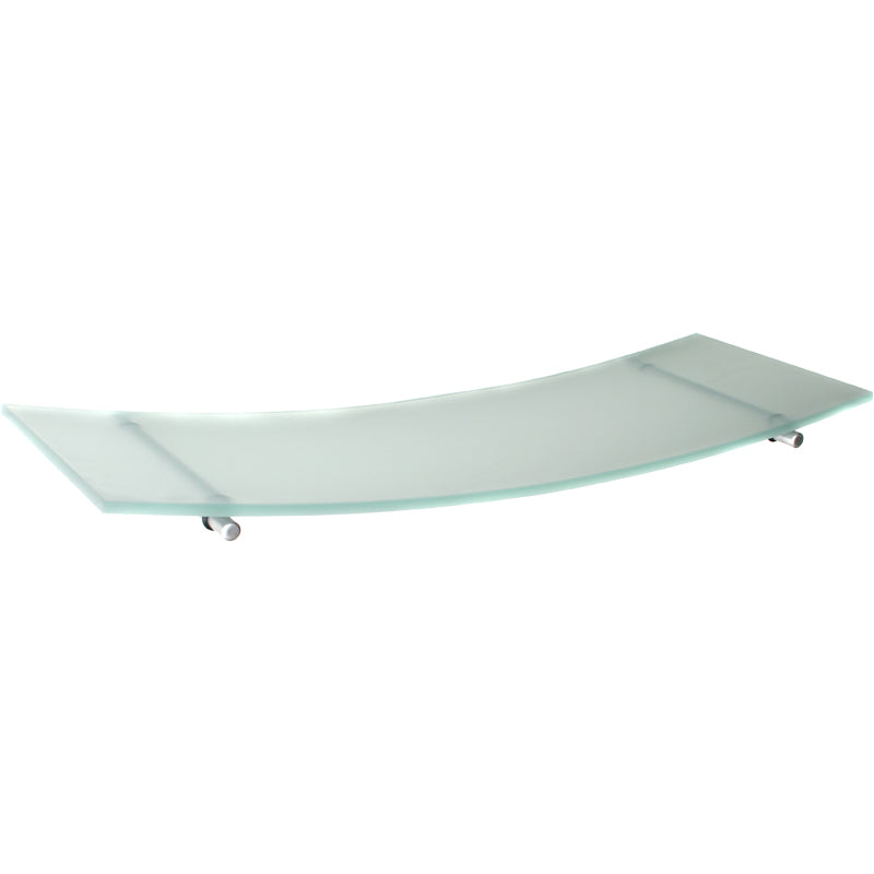 GLASSART Swing/Atlas Frosted Glass Shelf Set - 24