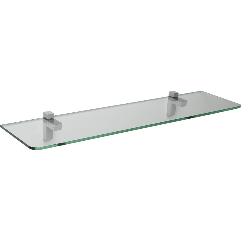 GLASSLINE/Eliot Standard Clear Glass Shelf Set - 32