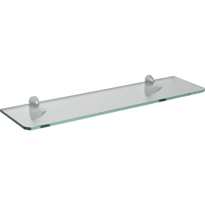 GLASSLINE/Scoop Standard Clear Glass Shelf Set - 24