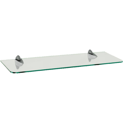 Dolle GLASSLINE/Ara Standard Clear Glass Shelf Set - 32