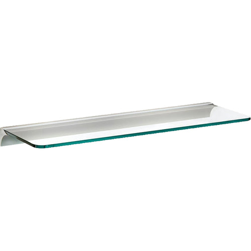 GLASSLINE/Rail Standard Clear Glass Shelf Set - 24
