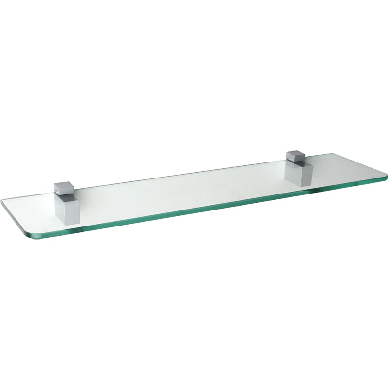 GLASSLINE/Cuadro Standard Clear Glass Shelf Set - 24
