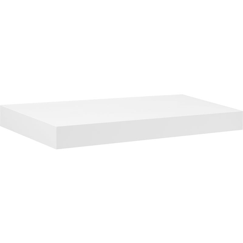 BIG BOY Floating Shelf - White - 22.5