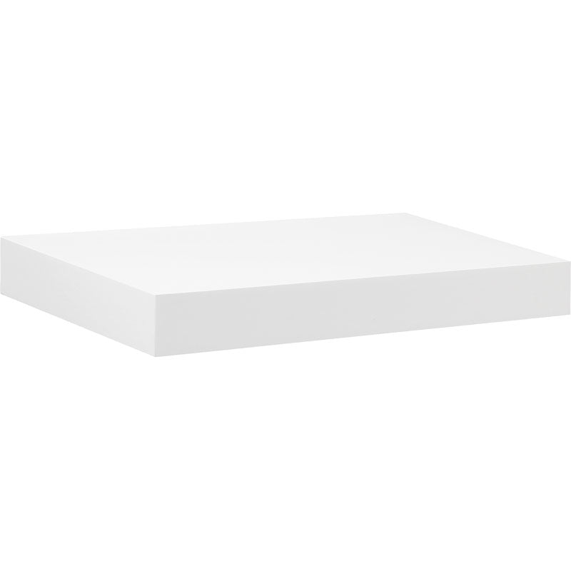 Dolle BIG BOY Floating Shelf - White - 17.5