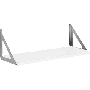 "LITE Tri Shelf Set - White 31.5"" x 10"""