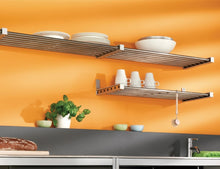 Load image into Gallery viewer, Dolle SUMO Metal Tube Shelf + BELT Shelf Brackets SET - 32x12