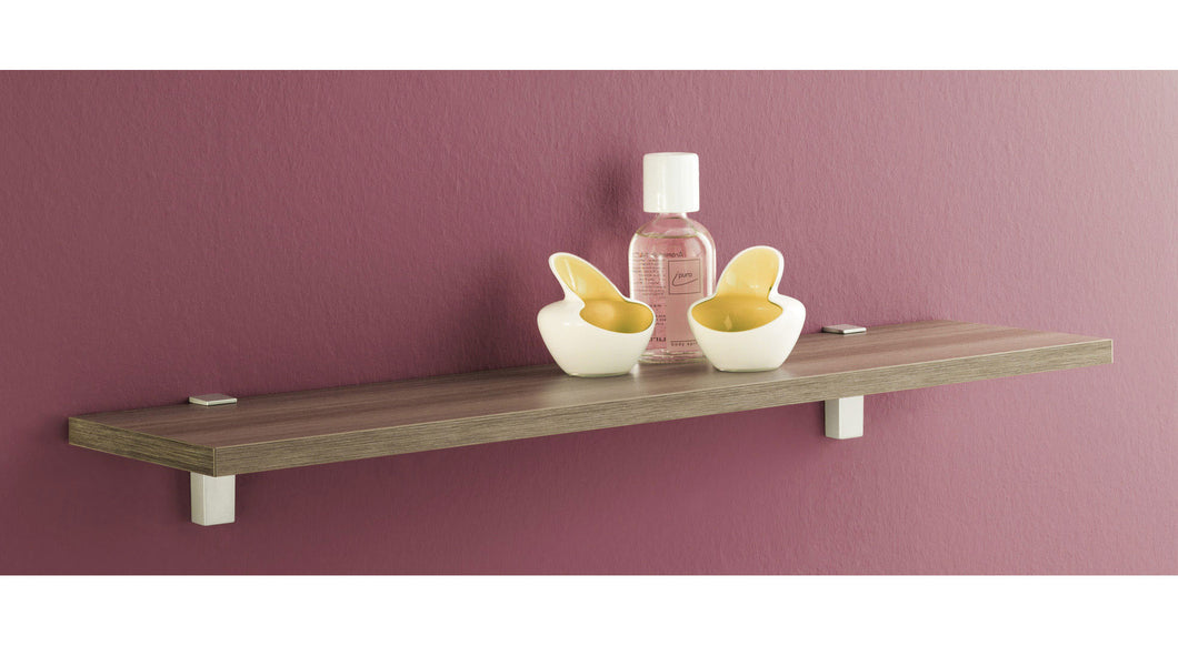 Dolle Wooden Wall Shelf - LITE Driftwood 31.5 x 12