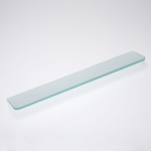 GLASSLINE Standard Frosted Glass Shelf - 23.5