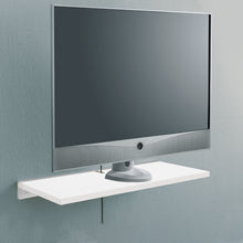"Load image into Gallery viewer, Sumo 45"" Media Kit with White Board and Silver Cube Slot Bracket"