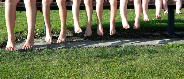 Our inspiration - 14 little feet