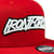 "Snapback Cap ""IronForce"" rot/weiß KIDS"