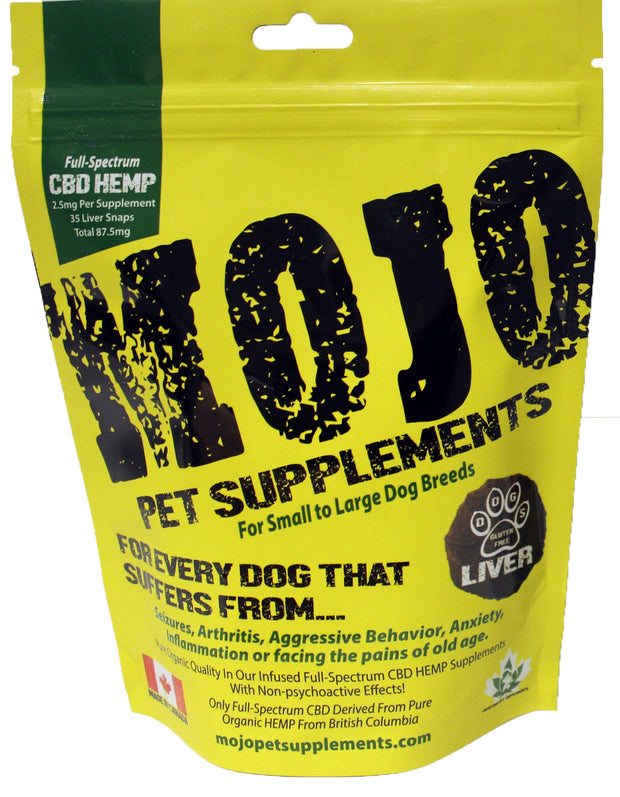 Mojo CBD Pet Treats