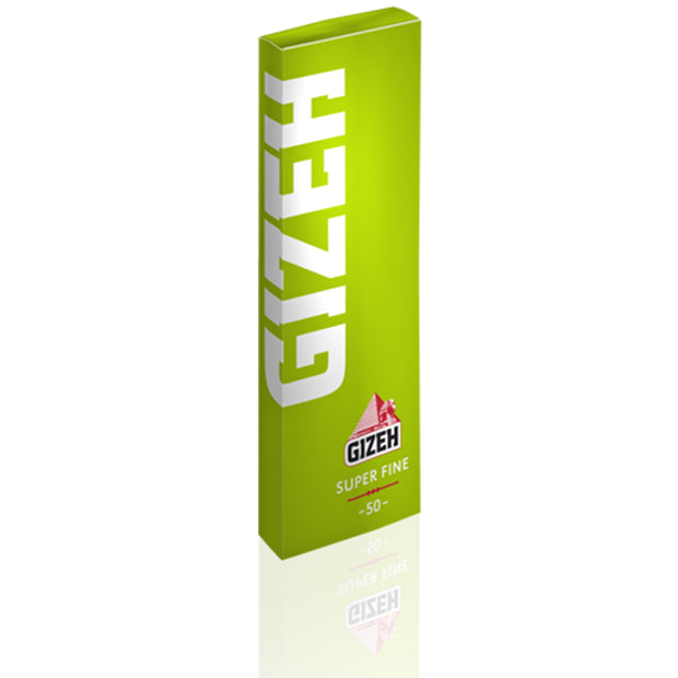 Gizeh Super Fine Green - 1.0