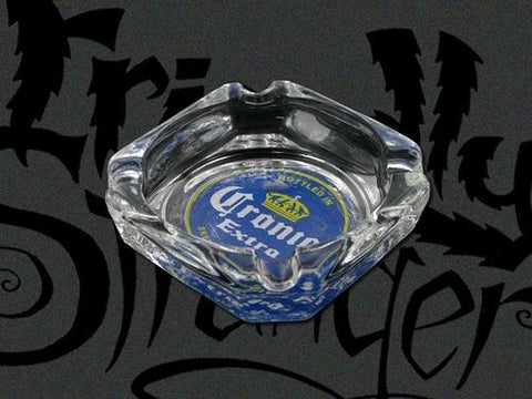 Cronic - Glass Ashtray
