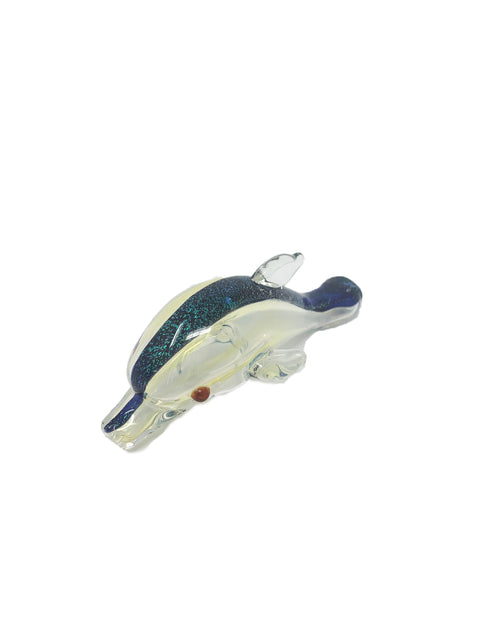 Dolphin Glass Pipe