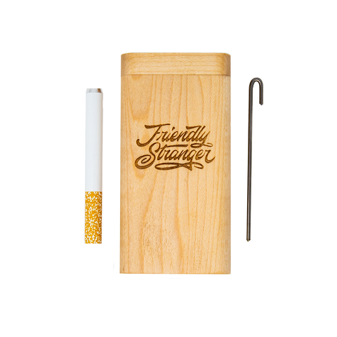 Friendly Stranger Dugout - Large - Maple