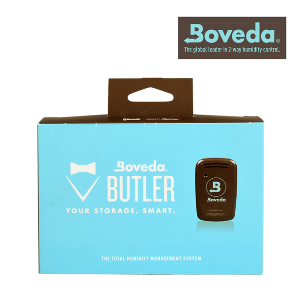 Boveda Butler Bluetooth Humidity