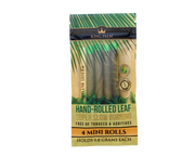 King Palm Natural Leaf Mini Rolls