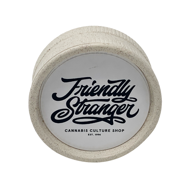 Friendly Stranger Hemp Bio-Degradable Grinder