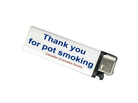 Thank You 4 Pot Smoking