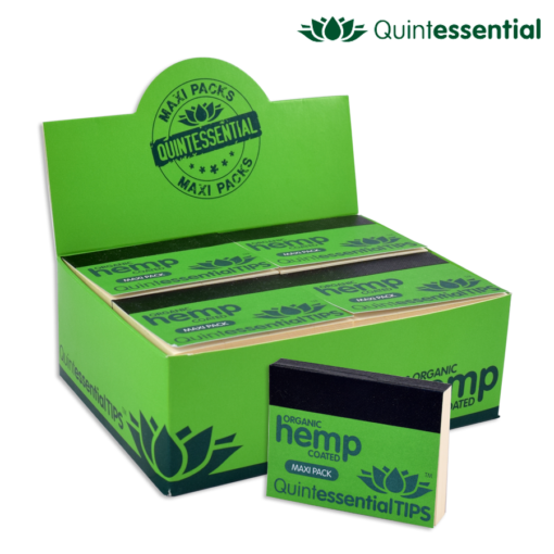 Quintessential Hemp Filters Maxi Pack