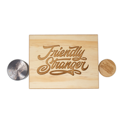Friendly Stranger Natural Pine Stash Box Set