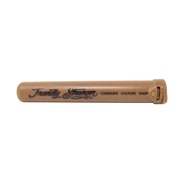Friendly Stranger - 100% Hemp Plastic Tubes