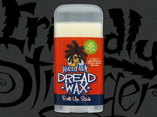 Knotty Boy Dread Wax Roll-Up Stick Light