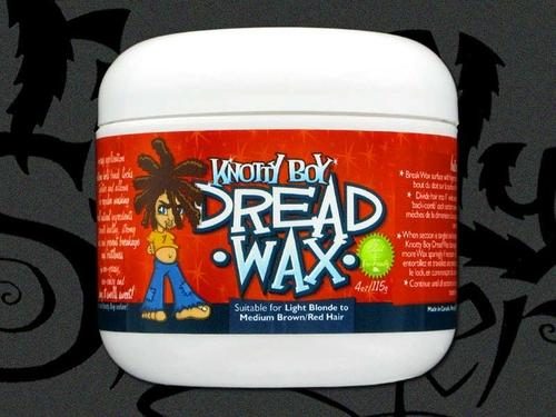 Knotty Boy Dread Wax 4oz. Light