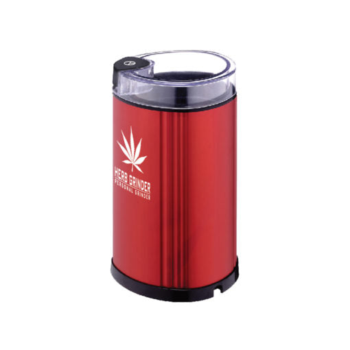 Electric Herb Grinder - Red