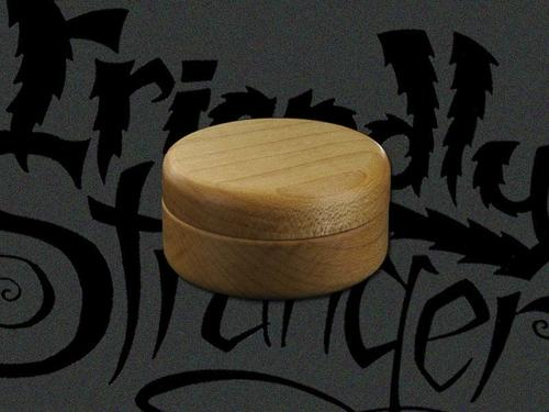 Natural Edge Large Budget Wood Grinder