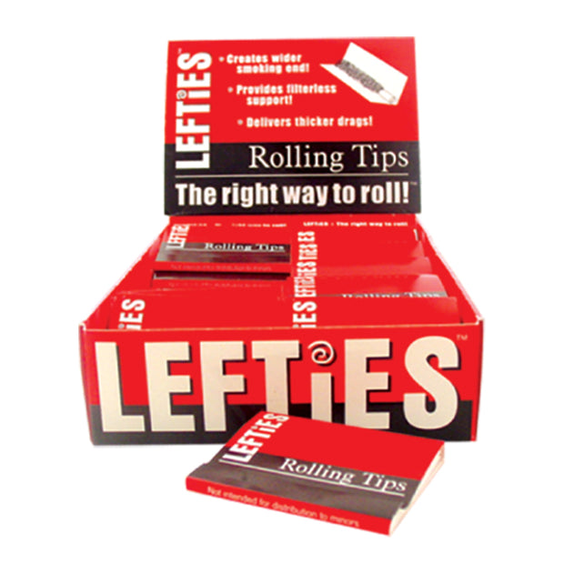 Lefties Filter Tips