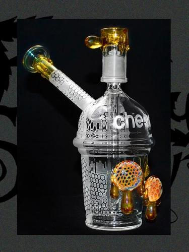 Cheech Honey Cup Rig - 8""