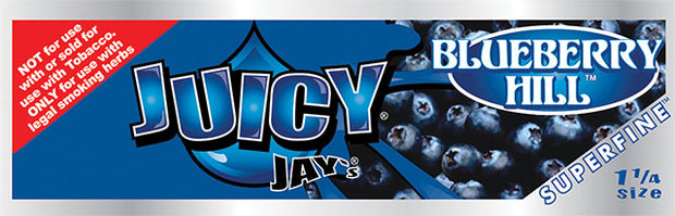 Juicy Jay's Blueberry Hill - 1.25