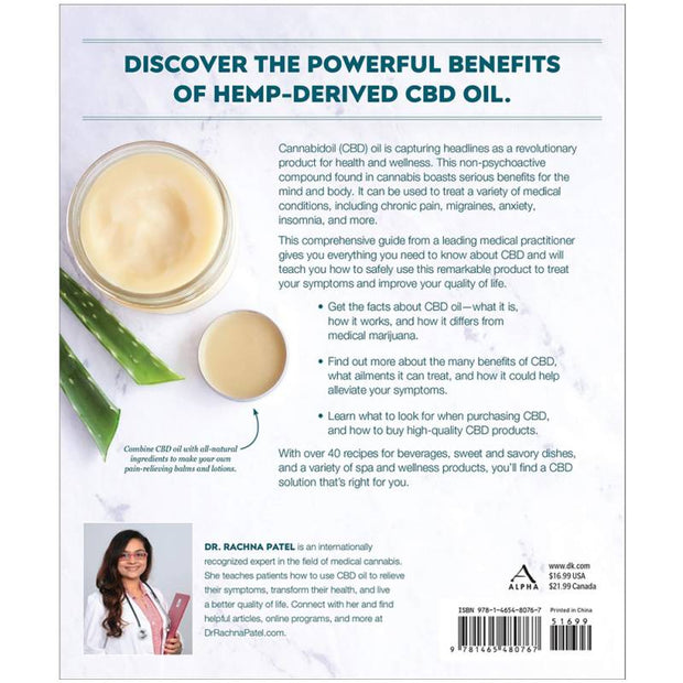 The CBD Oil Solution by Rachna Patel
