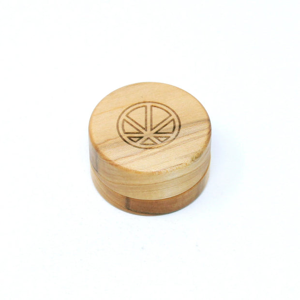 "Friendly Stranger Wood Grinder - 2"" (2pc)"