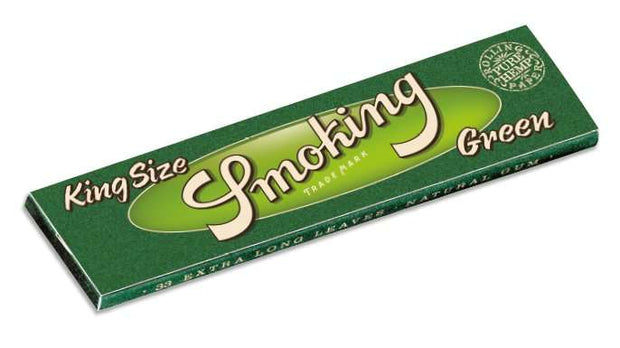 Smoking Green - King Sized