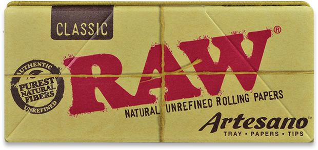 Raw Artesano - King Size