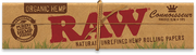 Raw Organic Connoisseur (Papers/Filters - King Size Slim
