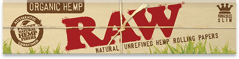 Raw Organic - King Size