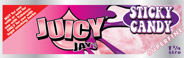 Juicy Jay's Sticky Candy - 1.25