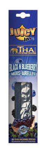 Juicy Thai Incense - Black n Blueberry