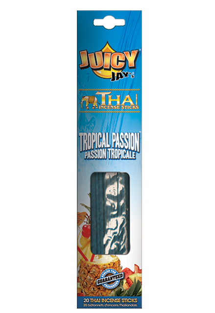 Juicy Thai Incense Tropical Passion - 20 Sticks