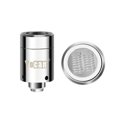 Yocan Evolve Plus - Quartz Coil