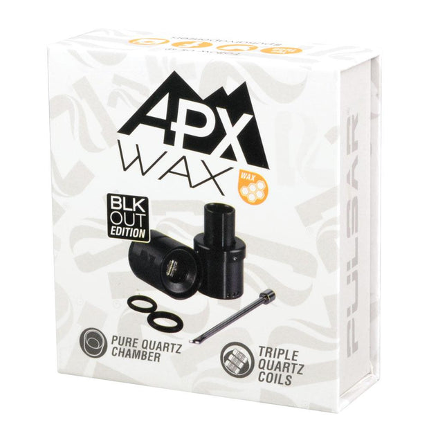 APX Wax - Replacement Metal Tank Set