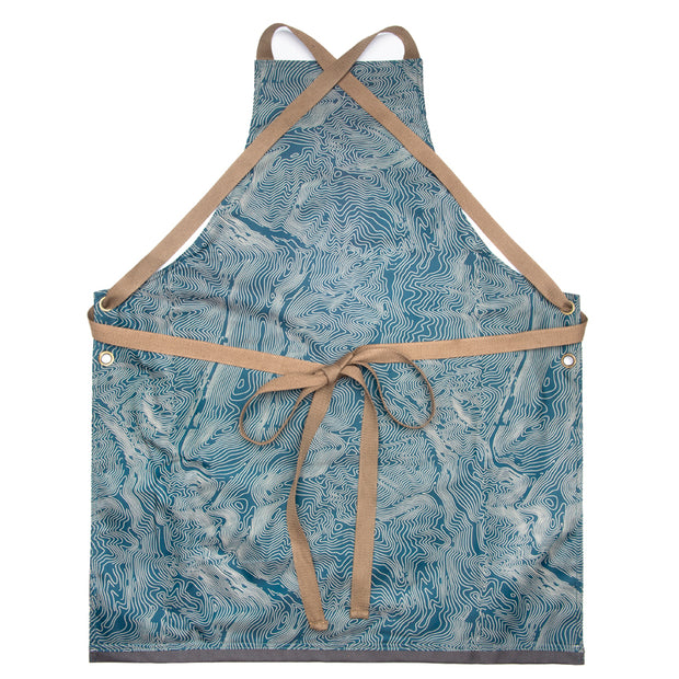 Revelry Waxed Canvas Apron