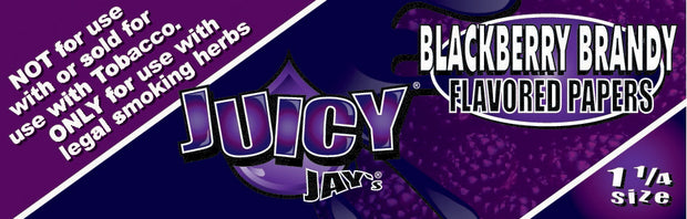 Juicy Jay's Blackberry Brandy - 1.25