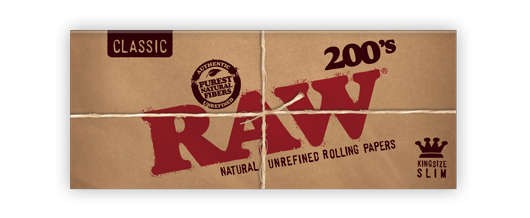 Raw Classic 200s - King Size