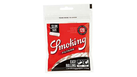 Smoking Easy Rolling Slim Filters